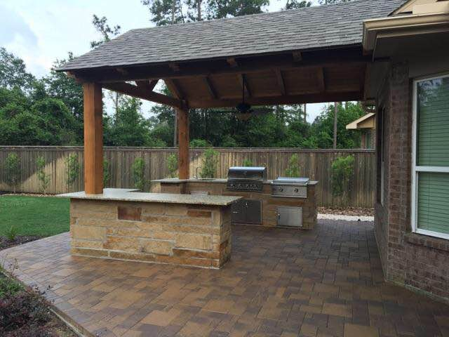 Arbor builder in houston tx